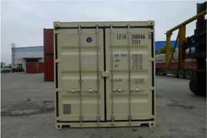 New 20 Foot Storage shipping Containers We Deliver