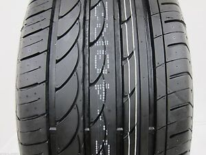 Tri Ace Carrera 255 40 20 101w Performance Tire For Passenger Sports Cars