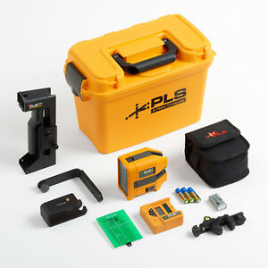 Pacific Laser Systems Pls6gkit Gg Green Laser Level System
