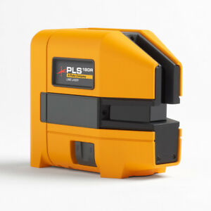 Pacific Laser Systems Pls180rkit Pls 180r Red Laser Level With Kit