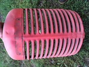 Case Sc Tractor Grille Antique Tractor Rat Rod Industrial steampunk Man Cave