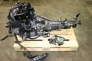 Jdm Mazda Rx 8 Renesis 13b Rotary Engine 6 port Motor 6 Speed M t Transmission
