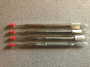 4 Vintage New Old Stock S S White Dental Instrument Hand Tool Pick