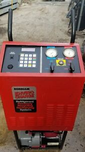 Robinair 17700 Recycle Recovery Machine Uses R12