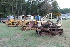 John Deere Dozer Crawler 1010 Diesel Just Starting To Part Out 3ea Look