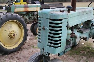 John Deere Mt Tractor Grill Just Starting To Part Out Farmerjohnsparts