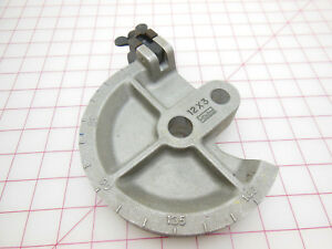 Parker 12 X 3 Tube Bender Shoe Die 3 4