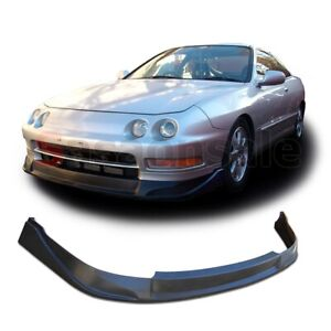 Made For 94 97 Acura Integra Dc2 Tcs Style Front Pu Bumper Lip Spoiler