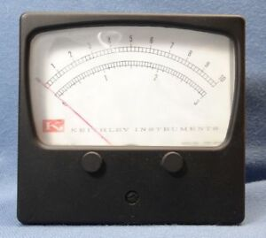 Keithley Instruments 461 Panel Meter Fs 200 Ua Dc 46 4832 0000