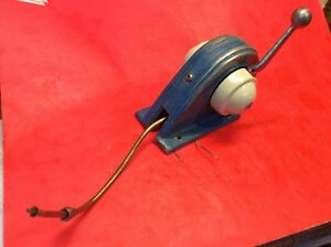 Ford Tractor Sos Selectospeed Shifter 2000 3000 4000 5000 Rebuilt 1965 And Up