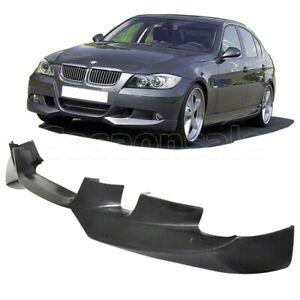 Made In 2006 2008 Bmw E90 3 Series Sedan 4dr Ac Type Dtm Front Pu Bumper Lip