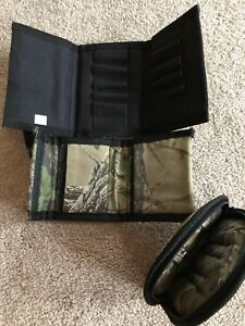 3 Three Shell Bullet Ammo Cartridge Rifle holder case pouch