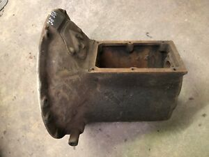 1938 Ford Flathead V8 Engine Model 81a Transmission Coupe Fordor Case Only