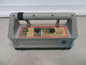 Radiodetection Rd400 Hptx Transmitter Only Radio Detection
