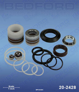 Graco 244 194 Repair Kit 295st 390 395 495stpro Ultra 395 495 Sprayer