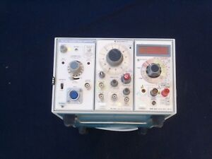 Tektronix Tm503 Modular Frame W Am 503 Fg 502 Dm 502