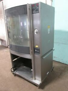 fri jado Stg 7 p Hd Commercial nsf 3 Ph Electric Chicken rib Rotisserie Oven