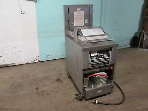 henny Penny 581 Commercial H d 480v 3ph Electric Pressure Fryer W filtration