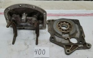 Borg Warner T10 148b 4 Speed Transmission Side Cover Mid Plate 62 63 Corvette