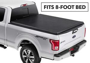 Extang Express Tool Box Roll up Truck Bed Tonneau Cover 60455 Silverado 8 14 18