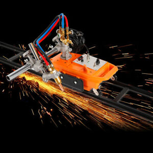 Torch Track Burner Cg1 30 Gas Cutting Machine Cutter W Rail Track 50 750mm min