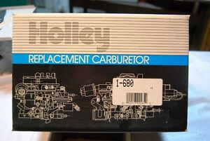 Holley Nos Carburetor 1 680 1986 Ford Mercury 1 9l Ho