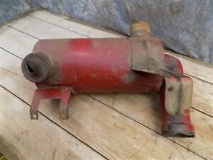 Allis Chalmers Dry Air Cleaner Tractor Implement Part Ihc International Vintage