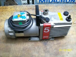 Edwards 5 E2m5 Two stage High Vacuum Pump With Gec Ac Motor Bs 5000 11