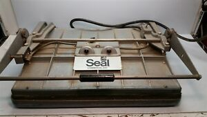 Seal Commercial 200 Dry Mount Laminating Heat Press