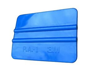 3m P a 1 Squeegee Vinyl Wrap Installation Card Decal Stickers Application Tool