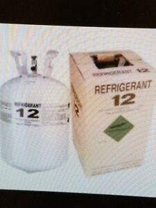 Aspen Brand R12 Refrigerant 30lb pic Is Only Generic Unopened Sealed In Box