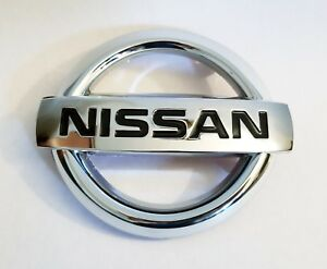 Nissan Sentra 2003 2012 Maxima 2007 2008 Front Grille Emblem Fast Shipping