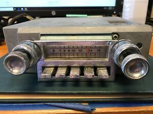 Vintage 1964 1965 1966 Thunderbird Dash Radio Fomoco 5tms 31972 Ford Part