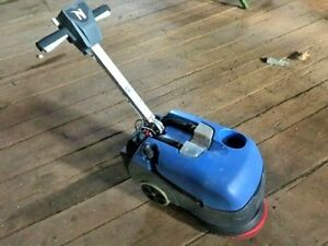 Numatic 1840 Floor Scrubber Ttb 1840 Ttb1840 Walk Behind Battery Cordless 24v