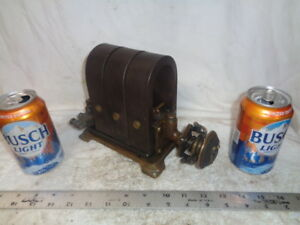 Henricks Friction Drive Magneto Or Generator For Hit Miss Gas Engine Tractor