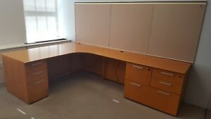 Executive Kimball Office l Desk 110 X 72