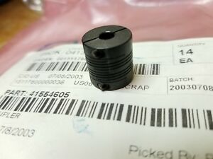 Universal Instruments 41554605 Coupler new Flexible Coupling