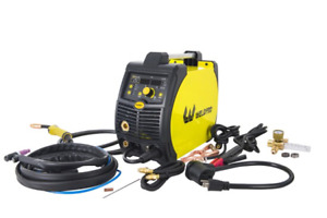 Weldpro 200 Amp Inverter Multi Process Welder With Dual Voltage Mig Tig Stick