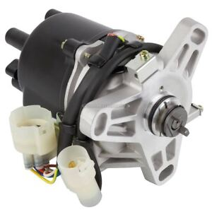 Complete Ignition Distributor For Honda Civic Crx 1988 1989 1990 1991