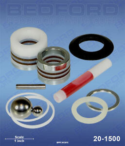Graco 220 877 Repair Kit Gm5000 10000 Ultra Airless 1500 Sprayer