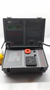 Seaward Rs Components Pat 1000x 212 405 Pat Portable Appliance Tester