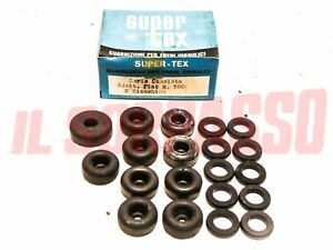 Repair Kit Rubbers Cylinders Master Cylinder New Fiat 500 N Bianchina 1 S