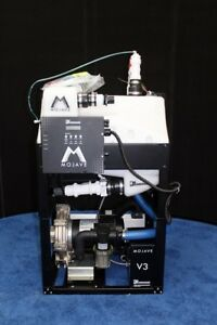 Air Techniques Mojave V3 Dental Dry Vacuum System W Built In Collection Tank