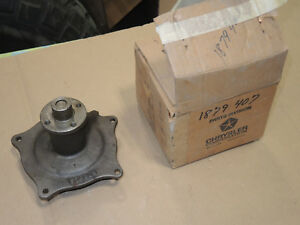 Mopar Nos Industrial Water Pump Hemi 331 354 392 Poly 315 Truck Dodge Chrysler