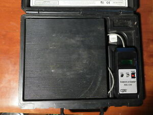 Cps Cc100 Compute a charge Guaranteed Hvac Refrigerant Charging Scale