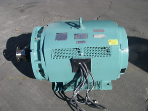 Used Chiller Electric Motor Rebuilt York 447tdz 300 Hp