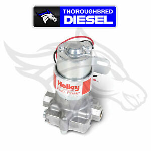 Holley 97 Gph Red Electric Fuel Pump