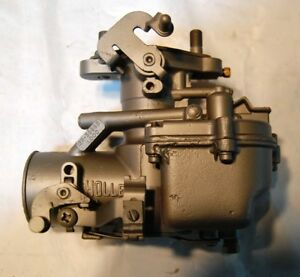 Carburetor Rmf Holley R3947 1967 Ford Tractor Model 1970
