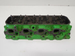 1967 Corvette Bbc Head 3919840 Chevy 427 Big Block Rectangle Port Cylinder Gm
