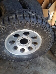 Wheels And Tires Packages Ford